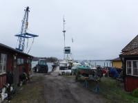 Båtverksamhet på Söderöra.