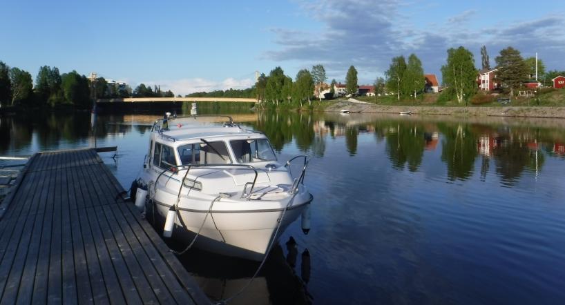 Framme i Skellefteå.