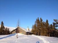 Kapellet i Arådalen.