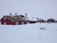 Fjällstationen Storerikvollen i Norge.