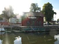 Gästhamnen i Torshälla.