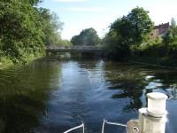 Bro i Torshällaån.
