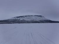 Nu har jag inte långt kvar till Kilpisjärvi.