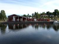 Årjängs gästhamn.