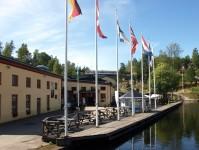 I Håverud finns flera restauranger.