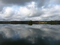 En fin förmiddag på sjön Ånimmen.