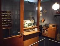 Norsk Jernbanemuseum i Hamar i december 2018.