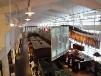 Inne på Norsk Jernbanemuseum i Hamar.