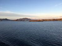 Längs den norska kusten med Hurtigruten.
