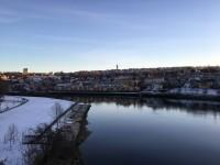 Nidelva i Trondheim.