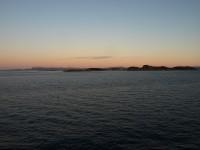 Ute till havs med Hurtigruten.