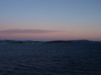 En decemberdag ombord på MS Vesterålen.