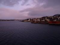En bro vid Finnsnes.