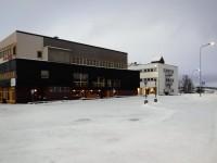 Hus i Kirkenes.