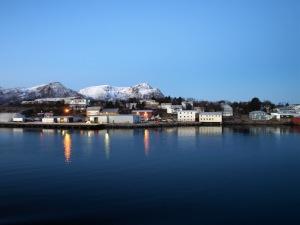 Risøyhamn.