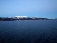 En resa med Hurtigruten bjuder på många fina vyer.