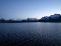 Landskapet i Norge bjuder på många fina vyer.