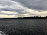 Det är en annan natur kring Bergen än i Nordnorge.