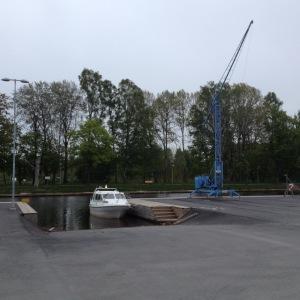 Vid Skebäcks Varvsförening.