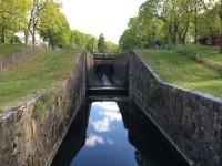 Torshälla kanal.