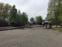 Den smalspåriga järnvägen i Mariefred.