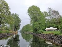 Strömma kanal.
