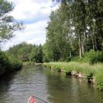 Den 8:e juni 2019 gick färden vidare från Forsvik till Töreboda.