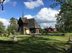 Sjötorps kyrka.