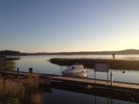 Min båt i Ekenäs.