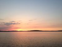 Värmland, en vacker junikväll, då sommaren är riktigt vacker!