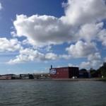 Kexfabriken som tillverkar Göteborgs kex, vid Kungälv.