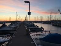 Kungälvs Motor- och Segelbåtssällskap, vid Nordön.