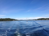 Fint båtväder i Bohuslän.