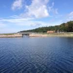 Bron mellan Resö och Galtö.