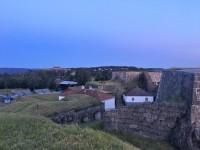 Fredrikstens fästning, vid Halden.
