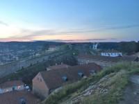 Fredrikstens fästning.
