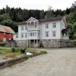 Hus i Bandaksli.