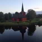 Lungsunds kyrka.