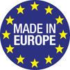 Frisörstol Partner i svart Made in Europe