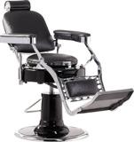 Barber Chair Classic Lux svart eller vit