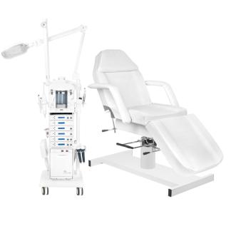 Kosmetiksalong Paketpris A2 + Behandlingssystem med 29 funktioner - Kosmetiksalong Paketpris A2 + Behandlingssystem med 29 funktioner