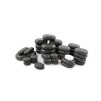 45 stck. Hot Stones basalt stones