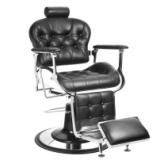 Barber Chair Premier Svart