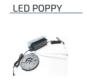 Arbetsplats Poppy med LED