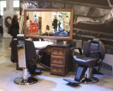 Barberarstol Ambasador II Made in Europe