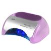 48W UV+LED Lampa Professional med timer och sensor i MINT/  SVART/ SILVER/ROSA/VIOLET - 48W UV+LED Lampa ¨Professional¨ med timer och sensor VIOLET