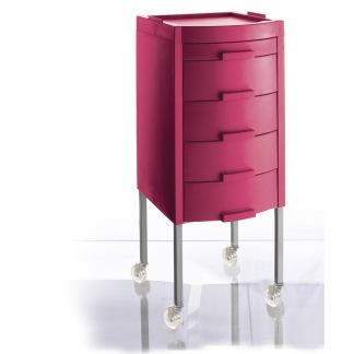 Arbetsbord Manhattan Speedy pink Made in Europe - Arbetsbord Manhattan Speedy pink Made in Europe