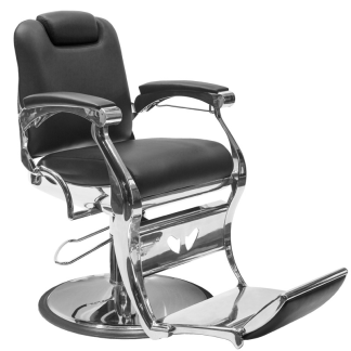Barber Chair Angelo i svart - Barber Chair Angelo i svart