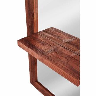 Arbetsplats Wood ll (naturligt trä) - Made in Europe - Arbetsplats Wood ll