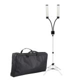 Perfekt ljus för MAKE UP II + bärväska